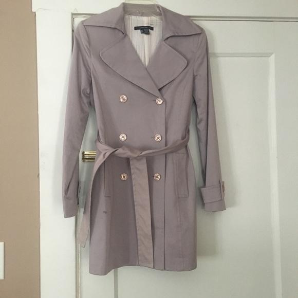 Zara Jackets & Blazers - Zara Basic Trench Coat